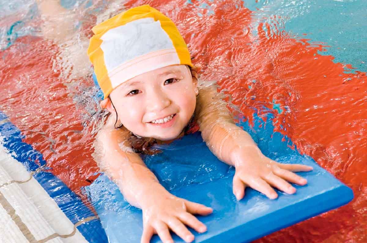 松江・米子のコナミスポーツクラブで子どもの「やってみたい」を「できた!」に変えよう!
