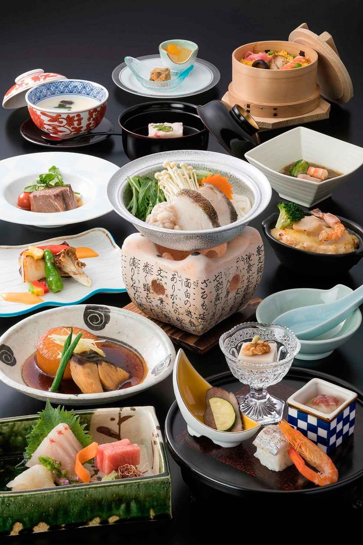水辺に立つ老舗宿&和食処の「なにわの宴」でハレの日を最高に満喫