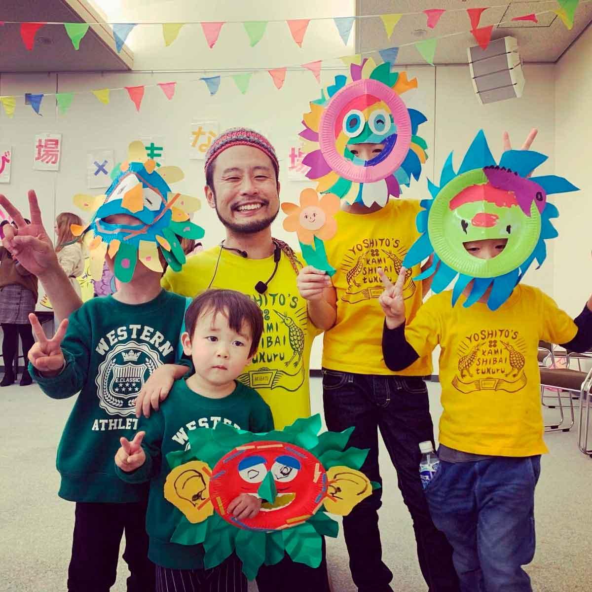 知らなかった!第20回アシテジ世界大会のロゴ作者が松江市にいた!?【後編】
