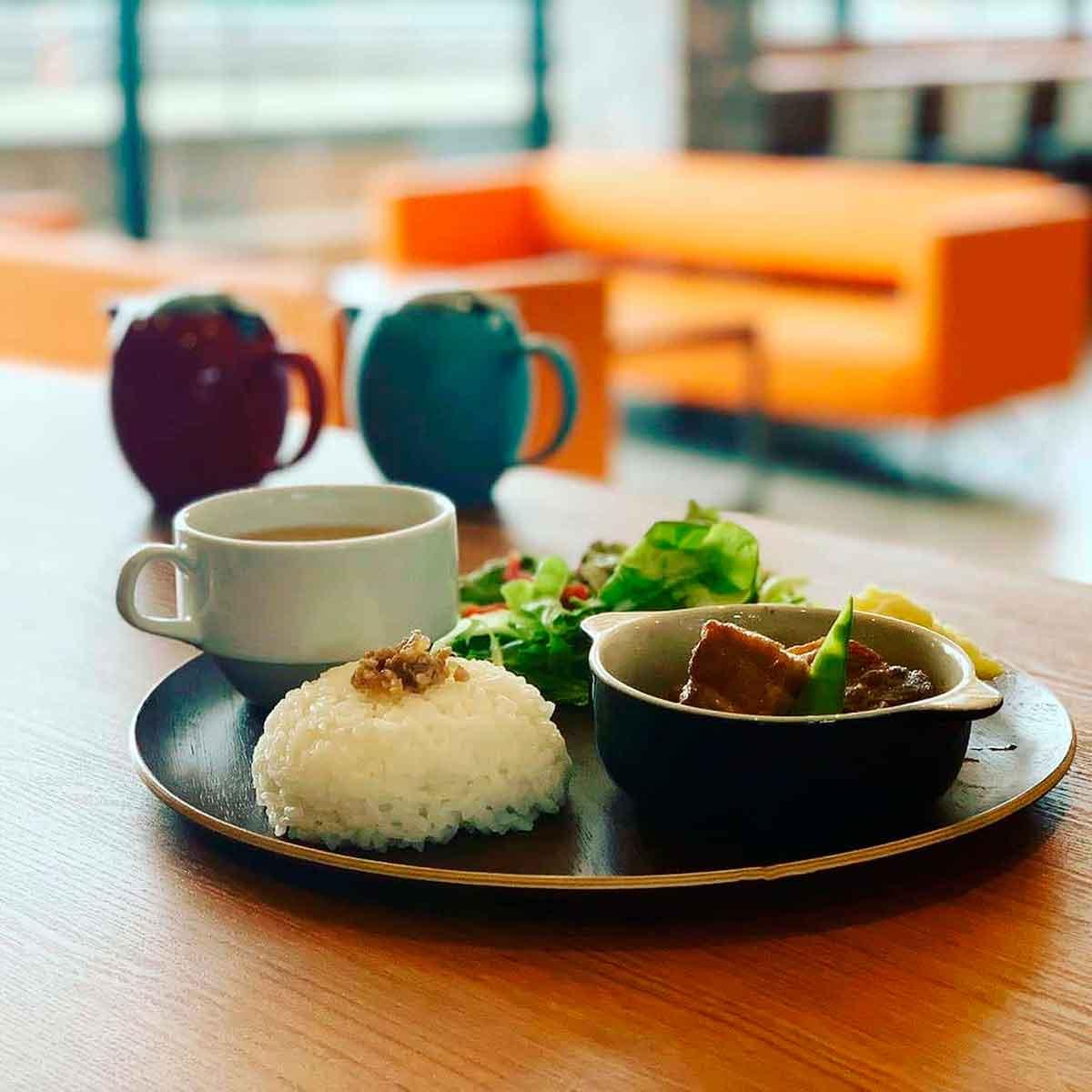 [出雲市オープン]朝活・ランチ・カフェも!『ヒナタバコ』でひと休み