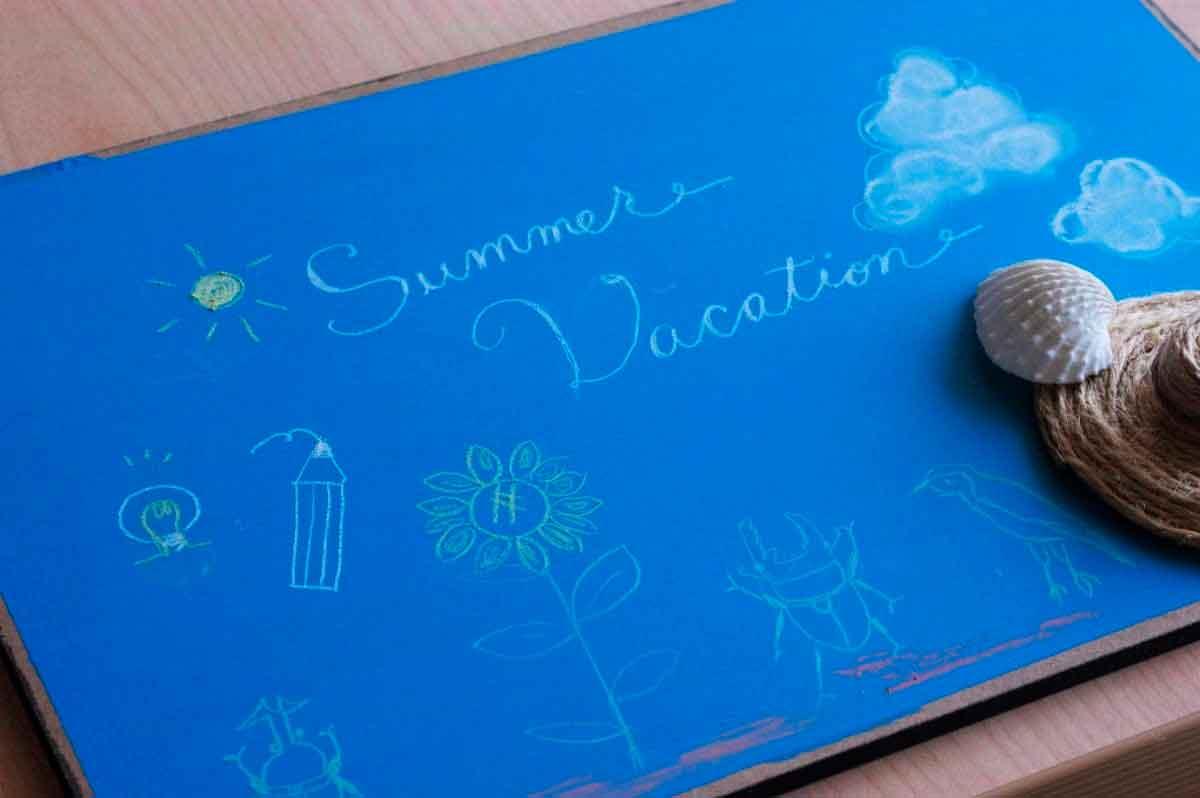 夏休みの宿題は「スイッチの切り替え方」がポイントに!【藤原さんの育児学Vol.27】