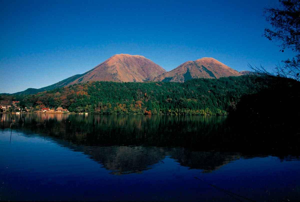 日刊Lazuda島根県のシンボル・三瓶山の周辺は絶景スポット尽くし! 紅葉シーズンにはぜひ訪れたいスポットです